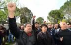 """Santral işçisi öfkeli: 'Savaşmayan namerttir"""""""