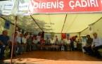 CHP Direniş Çadırı