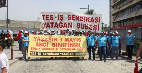 1 Mayıs'ta İzmir ve Muğla'daki meydandalar