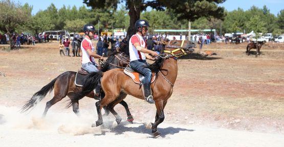 20. Geleneksel Muğla Menteşe Rahvan At Yarışı