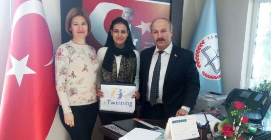 23 Nisan U.E.O.O. e-Twinning projelerini tanıttı