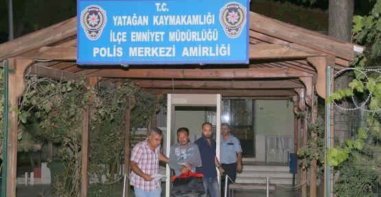 5 ayrı suçtan aranan firari otobüs kontrolünde yakalandı