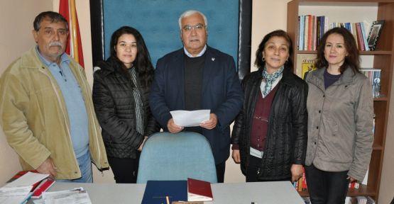 ADD Yatağan Şubesi, kurultay sonuç bildirgesini açıkladı