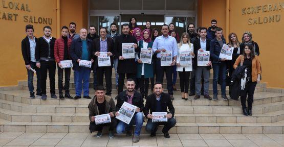 AK Parti Gençlik Kolları Başkan Yardımcısı Özbağ, Yatağan'da