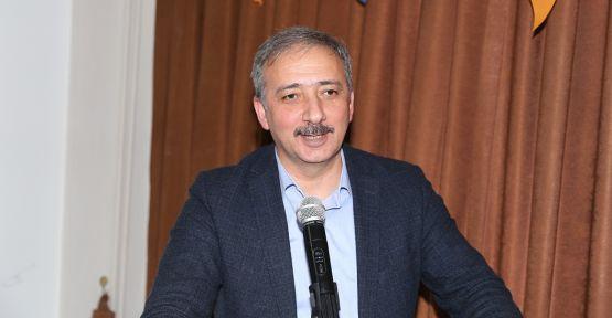 """AK Parti İl Başkanı, hizmetin sırrını açıkladı: 'Ne kadar ekmek, o kadar köfte"""""""