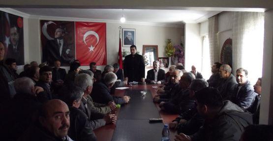 AK Parti Yatağan İlçe Divan Toplantısı yapıldı