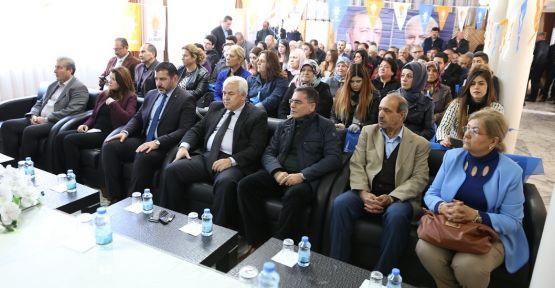 AK Parti Yatağan kasım ayı ilçe divan kurulu toplantısı