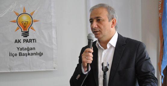 """AK Partili Mete: 'Yatağanlılar çok daha iyi şeylere layık"""""""
