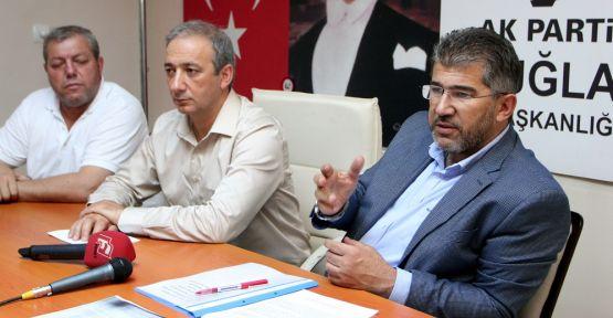 AK Partili vekilden Yatağan'a müjdeli haber!
