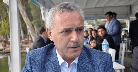 """'AK Parti'yi kendi içerisinde yıpratma kampanyaları yürütülmeye çalışılıyor"""""""