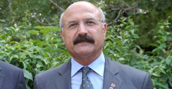 Akalp, dördüncü kez il temsilcisi seçildi