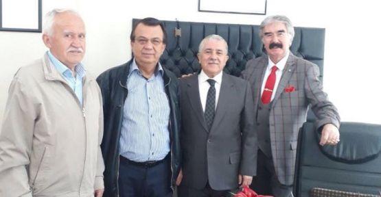 Ali Irgat, seçim çalışmalarına Yatağan'dan başladı
