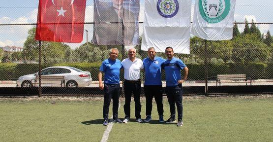 Altınordu, Yatağan'da futbol okulu açtı