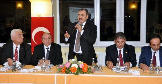 Bakan Eroğlu, acı gerçeği Muğlalıların yüzüne vurdu! Atı alan Üsküdar'ı geçti!