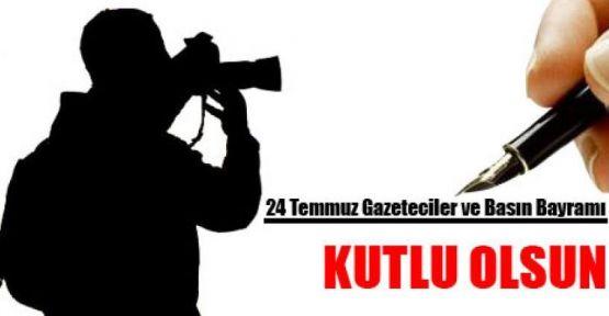 """BİK ve BYEGM'den """"Gazeteciler ve Basın Bayramı"""" kutlaması"""