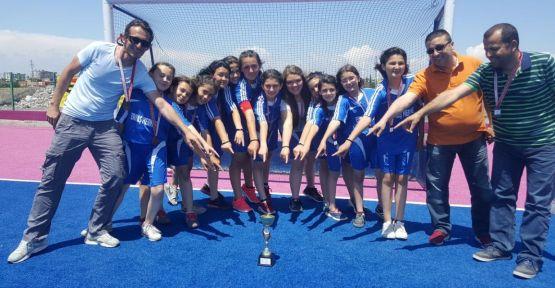 Bozüyüklü sporcu kızlar, Türkiye dördüncüsü oldu