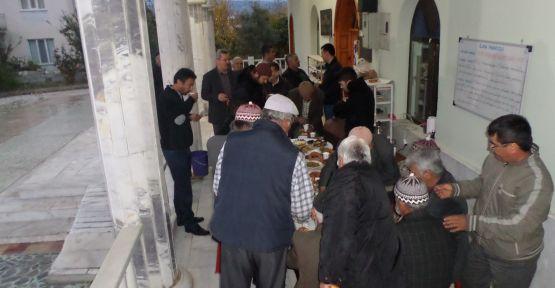 Camide sosyal etkinlik