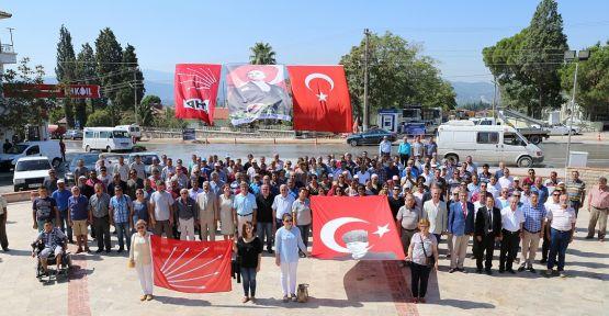 CHP, 94. kuruluş yıldönümünü kutladı