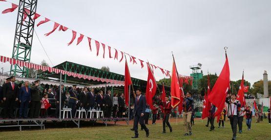 Cumhuriyetin 94. Kurulu Yıldönümü Yatağan'da kutlandı