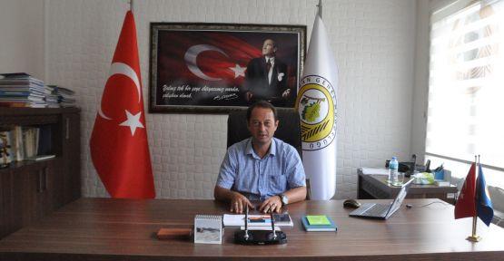 Eşref Şen, AK Parti Milletvekili Aday Adaylığını açıkladı