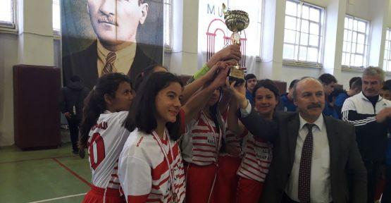 Futsal'a Fatih Ortaokulu damgası