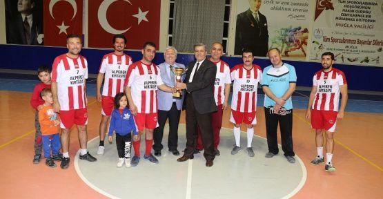 Futsalın şampiyonu Fatih Ortaokulu