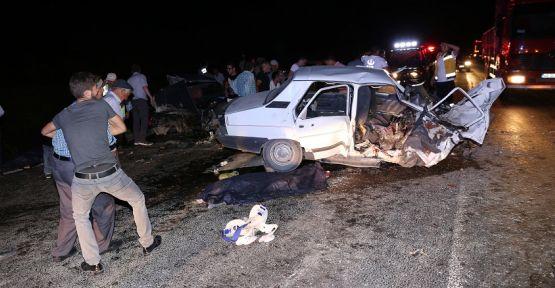 Kavaklıdere yolunda feci kaza: 5 ölü, 5 yaralı