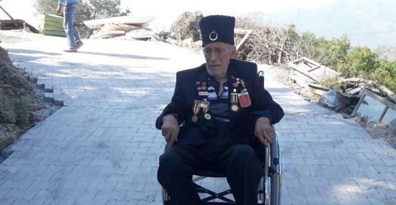 Kore Gazisi Ayaz, hayatını kaybetti