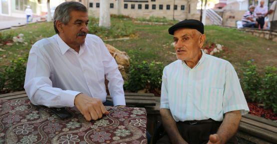 Mesken Muhtarı'ndan AK Partili Özyer'e yanıt!