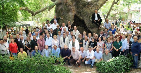 MGC ailesi, Bozüyük'te bir araya geldi