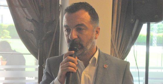 MGC Başkanı Akbulut, Basın Bayramı'nı kutladı
