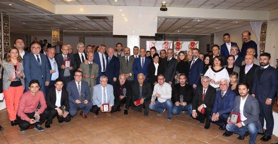 MGC'den Demeç Gazetesi'ne 2 ödül