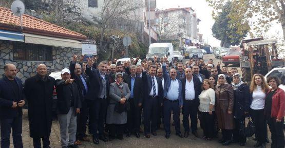 "MHP Kavaklıdere'de ""41 kere maşallah"" dedirtti"