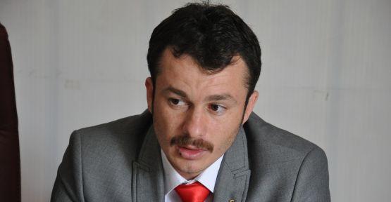 MHP'de Arif Güldürüm adaylığını açıkladı