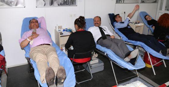 Milli Eğitim'den kan bağışı kampanyası