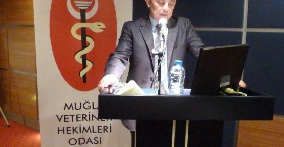 Muğla Veteriner Hekimler Odası'na Yatağanlı Başkan