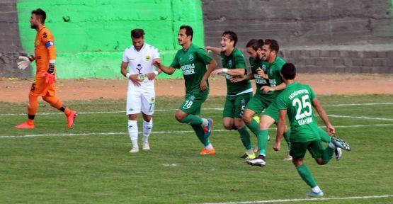 Mustafa Yıldırım attı, Yatağanspor seriye bağladı