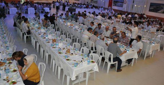 MUTSO'dan Yatağan'da iftar