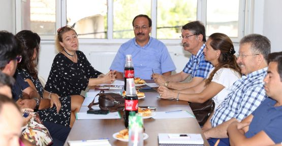 """SGM Müdüründen SMMM'lere """"iş sağlığı ve güvenliği"""" semineri"""