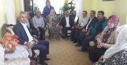 Başkan Baştuğ'dan Buğday'ın ailesine...
