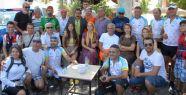 Bisikletçiler 5. kez Yatağan'ı turladı