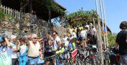 """Bisikletliler, 'Zafer Turu"""" için pedal..."""