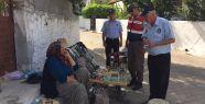 Bozüyük'teki seyyar satıcılar denetlendi
