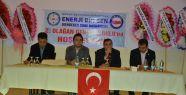 Enerji Bir-Sen Menderes Şubesi'nin kongresi...