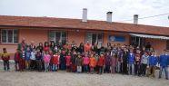 Kardeş okullardan Gökpınar İlkokulu'na...