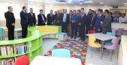 Kavaklıdere'de bir okulda 4 açılış