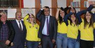 Kaymakam ve Fenerbahçelilerden 'Turist...