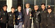 Muğla ASKF'den Yatağan'a ödül yağdı:...