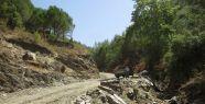 Orman İşletme'den 7 km yol