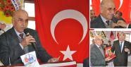 Süleyman Can'a nazar boncuğu